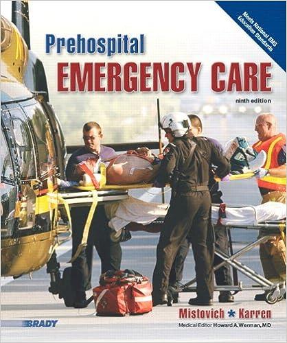 Pdf prehospital emergency care