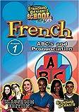 Standard Deviants School - French, Program 1 - ABC's & Pronunciation (Classroom Edition)