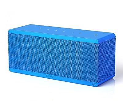 Theatre Box - 360-Degree 3D-Sound Portable Speakers (Blue)