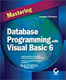 img - for Mastering Database Programming with Visual Basic 6 book / textbook / text book