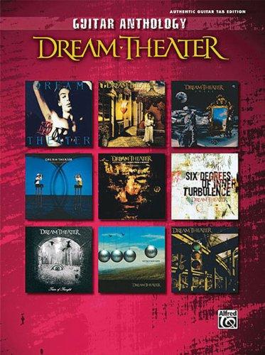 Download Dream Theater - Guitar Anthology (Guitar Anthology Series) pdf