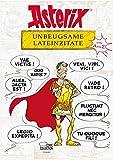 Asterix - Unbeugsame Lateinzitate von A bis Z
