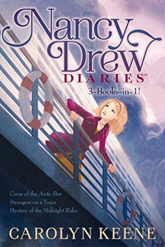 Nancy Drew Diaries 3-Books-in-1!: Curse Of The Arctic
