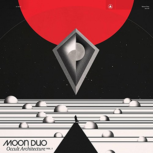 CD : Moon Duo - Occult Architecture 1 (CD)