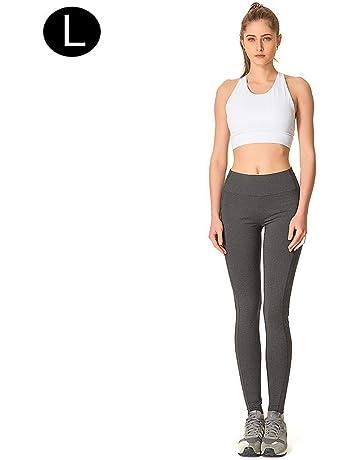 poetryer Femme Pantalon De Yoga - Fitness Jambières Stretch Sports Pantalon  De Running 77b4345b201