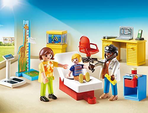 PLAYMOBIL PLAYMOBIL-70034 Starterpack Consulta pediatra, Multicolor (70034) 4