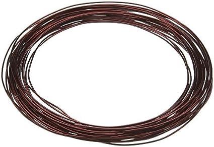 1,5 mm de diámetro de cobre de soldadura eléctrica PPA esmaltadas alambre 15 metros