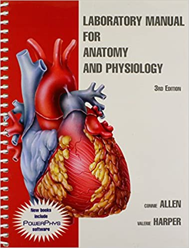 Laboratory Manual for Anatomy and Physiology 3rd Edition with Cat ...