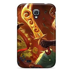 New Style LUCKCom Katarina Premium Tpu Cover Case For Galaxy S4