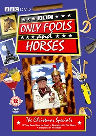 Only Fools and Horses - The Christmas Specials [DVD] [1981] - Only Fools And Horses - The Christmas Specials DVD 1981: Amazon.co