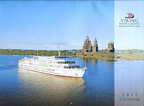 Viking River Cruises 2011 Calendar  Gorgeous Photos Suitable For Framing