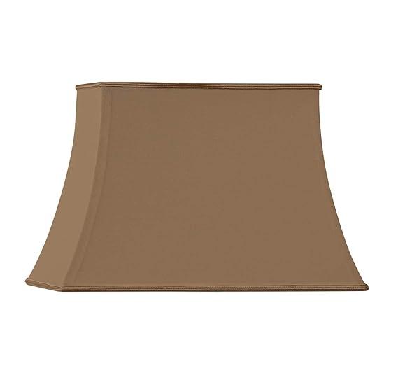 Amazon.com: Pagode - Pantalla rectangular para lámpara (35 x ...