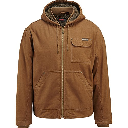 Lined Canvas Jacket - 5