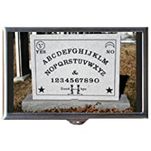 Ouija Board Gravestone Occult Coin, Mint or Pill Box: Made in USA!