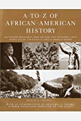 A-to-Z of African American History Hardcover