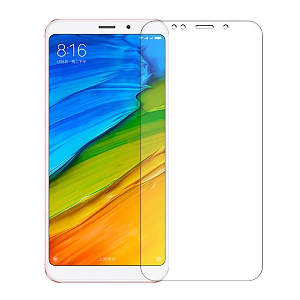 Huhuswwbin Displayschutzfolie, Full Cover / Anti-Scratch / Anti-Shatter / Premium gehärtetes Glas Displayschutzfolie für Xiaomi Redmi Note 4 4X - Durchsichtig für Redmi Note 5