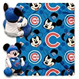 Chicago Cubs Disney Hugger Blanket