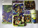 Teenage Mutant Ninja Turtles Deluxe Birthday Party Pack for 16 by Costume SuperCenter