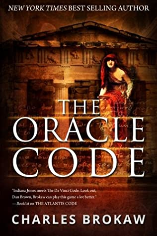 book cover of The Oracle Code