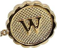 Ascentix Men's Gold Tie Tack with Ini