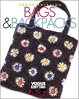 Vogue Felted Crochet On The Go Book 20 Patterns