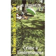 CRIME À LINDENBOURNE #04