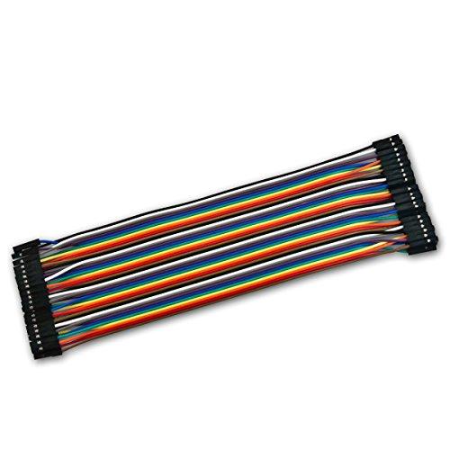 low-cost Flexible Connecteur pour Laborsteckboards 40-teilig