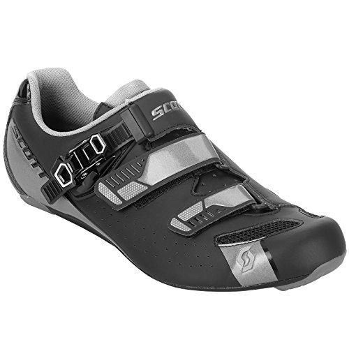 Scott Road Pro per bici da corsa scarpe Nero/Grigio 2018