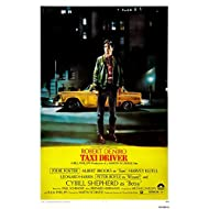 "Taxi Driver (Robert DeNiro) - (24"" X 36"") Movie Poster"