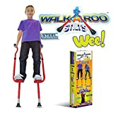 Walkaroo 'Wee' Balance Stilts for Little Kids & Beginners with Digital Step Counter