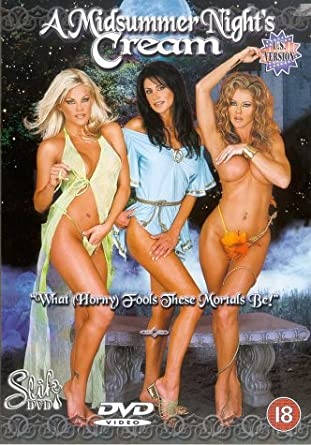 A Midsummer Night S Cream Dvd Amazon Co Uk Shay Sweet Sydnee