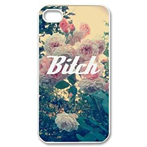 Fuck You Unique Design Cover Case for Iphone 4,4S,custom case cover ygtg-772857