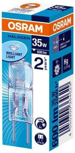 (Osram 364629 - 64432 Bi Pin Base Single Ended Halogen Light Bulb)