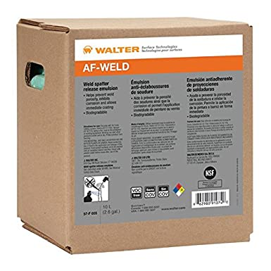 Walter 57F005 Air Force AF-Weld Anti Spatter Bag-In-Box: Multipurpose Cleaners: Amazon.com: Industrial & Scientific