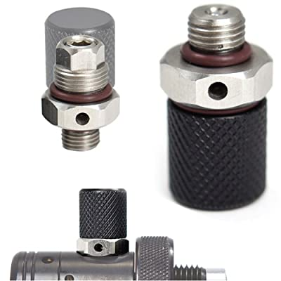 XS Scuba Rebuildable & Adjustable OPV - Over Pressure Valve