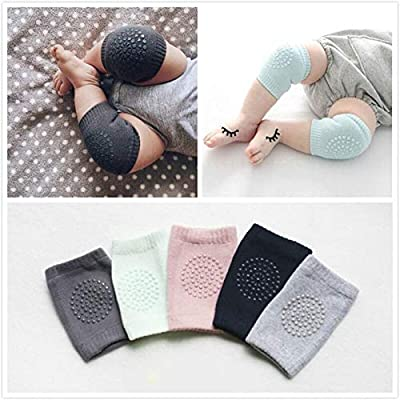 Children/'s Knee Pad Elbow Summer Baby Crawling Anti-slip Socks Dispensing Safety