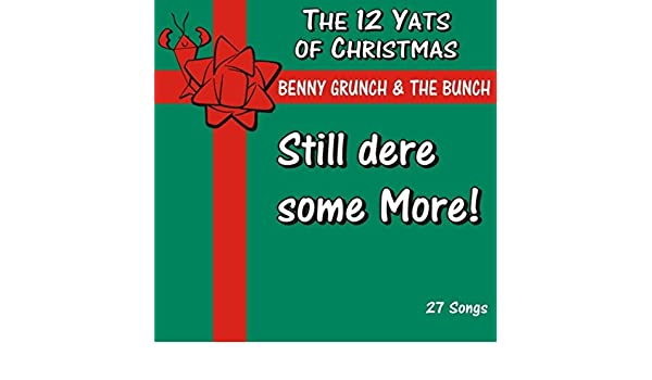 Amazon.com: Norris the Nocturnal Nutria: Benny Grunch & The Bunch ...