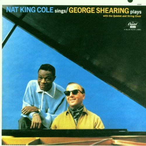 amazon nat king cole sings george shearing plays nat king cole
