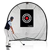 GALILEO Golf Nets Golf Practice Net Hitting Netting for Backyard Portable Driving Range Golf Cage Indoor Outdoor Golf Net Training Aids with Target and Carry Bag