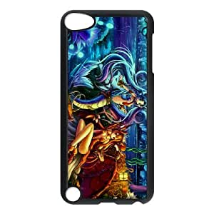 Anime Mermaid iPod Touch 5 Case Black Phone cover E1332947