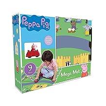 Peppa Pig Tile Mega Mat 88.9 cm X 88.9 cm
