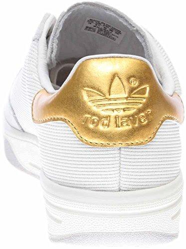 Adidas Mens Rod Maakt Super 999, Vinwht, Vinwht, Goldmt