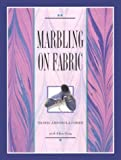 img - for Marbling on Fabric book / textbook / text book