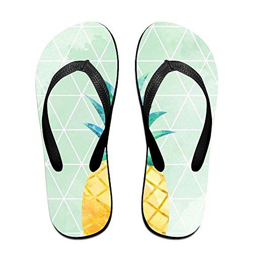 Slippers Women Kids PTJHKET Flip Men for Flops Pineapple qwnpaRtT