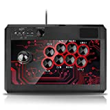 Arcade Fight Stick KINGTOP Fighting Joystick for PS4 PS3 XBOX ONE 360 PC