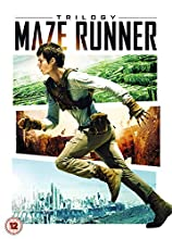 Maze Runner 1-3 Tripack BD [Blu-ray]