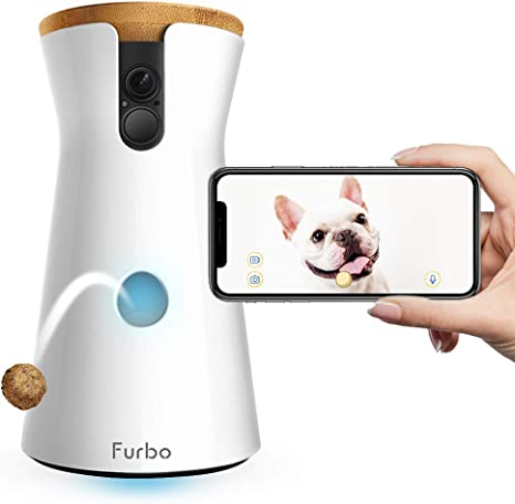 4 Simple Techniques For Customer Reviews: Furbo Dog Camera: Treat ... - Amazon.com