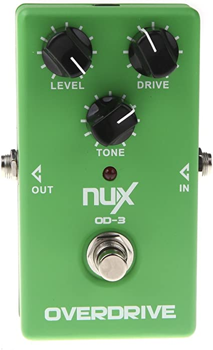 NUX OD-3 Overdrive Free UK Shipping
