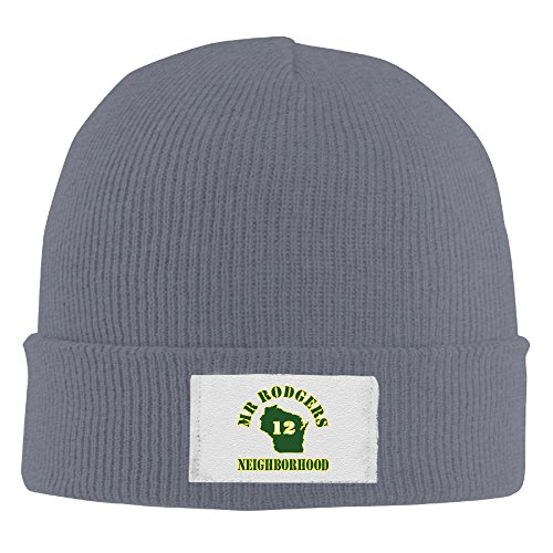 Amone Green bay pack Winter Knitting Wool Warm Hat -