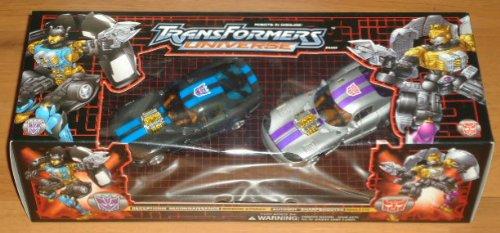 Transformers Universe Shadow Striker & Roulette